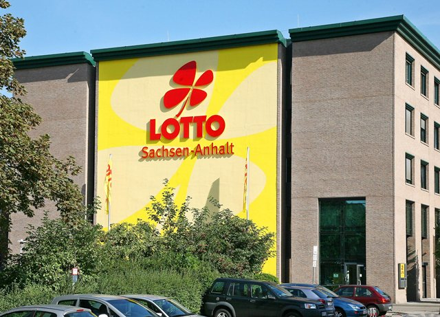 LOTTO-Haus
