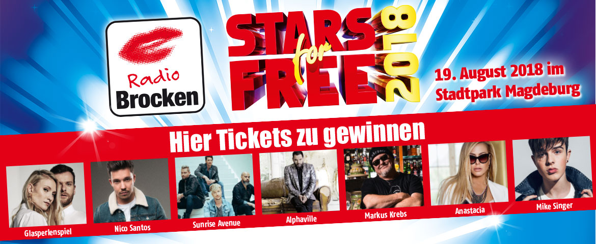 Stars for free 2018